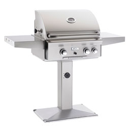 "American Outdoor Grills 24"" Grill Head with Patio Base"