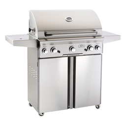 "American Outdoor Grills 30"" Grill with Cart"