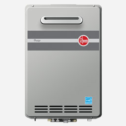 Rheem Prestige Condensing Tankless Water Heaters