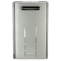 Rinnai Luxury tankless water heaters