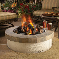 Peterson Granite Top Ring for Fire Pit